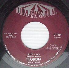 JEWELS 45 Smokey Joe ~But I Do VG++ vinyl Popcorn SOUL Girl Group 1965 MOD w1005
