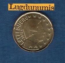 Luxembourg 2015 - 20 centimes d'Euro - Pièce neuve de rouleau - Luxembourg