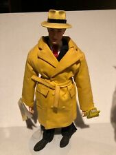 """Dick Tracy 1990 Applause Vintage 14"""" Action Figure Doll Rare Nice"""