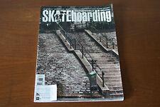 Transworld Skateboarding Magazine June 2015 Andrew Allen - Chris Pfanner