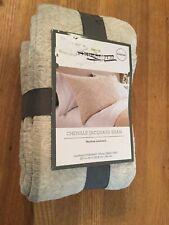 Threshold Chenille Jacquard Standard Sham - Cream
