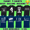 FUNNY T SHIRTS MENS T-SHIRT TOP JOKE NOVELTY TEE RUDE DESIGN GIFT S - 5XL (MD6)