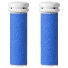 Emjoi Micro-Pedi Set of 2 Refill Rollers (Extra Coarse) NEW! FREE SHIP!