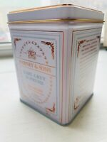Harney & sons, tea tin, empty
