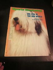 Sports Illustrated February 24, 1975 Westminster Dog Show Sir Lancelot of Barvan