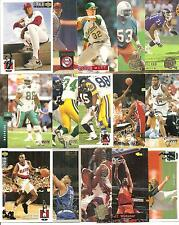 (15) 1994 University of Oklahoma Sooners Alumni Cards NO DUPES! Keith Jackson