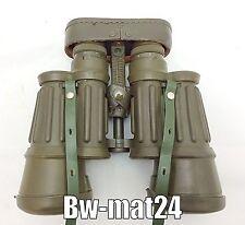 Zeiss Hensoldt binoculars 7x50 Dienstglas German Army Navy Fernglas