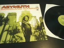 Azymuth Woodland Warriors  LP  Herbie Hancock  Farout Recordings 1998 Vinyl