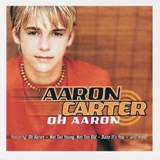 Oh Aaron by Aaron Carter (CD, Oct-2004, BMG Special Products)