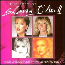 SHARON O'NEILL - BEST OF CD ~ MAXINE~LOSING YOU +++ 70's AUSTRALIAN POP *NEW*