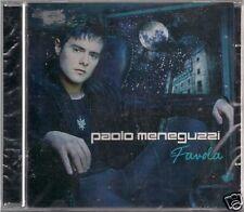 CD PAOLO MENEGUZZI 'favola' NUOVO/NEW/SCATOLA ORIGINALE POP ITALY