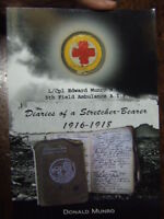 Digger Diaries of a Stretcher Bearer 5th Field Ambulance AIF 1916-18 Anzac WW1