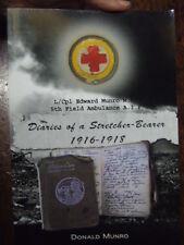 Digger Diaries of a Stretcher Bearer 5th Field Ambulance AIF 1916-18 Anzac WW1