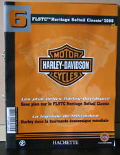 FASCICULE 6 MOTO HARLEY DAVIDSON FL HERITAGE SOFTAIL