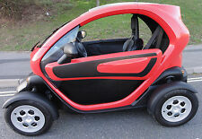 Renault Twizy door decal sticker set -  All colours available