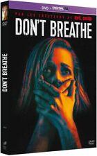 Don't Breathe DVD NEUF SOUS BLISTER Par Les Créateurs de Evil Dead
