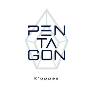 PENTAGON 1st Album UNIVERSE : THE BLACK HALL Upside Ver