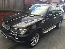 BMW X5 2002 E53 SIDE SKIRTS & ARCH KIT ( RUNNING BOARDS )