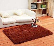 Teppiche Fußtuch Weich Shag Shaggy Boden Konfetti Fußtuch ALLE GRÖSSE Wohnzimmer