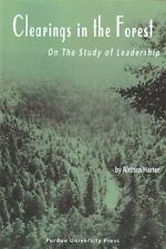 NATHAN HARTER - Clearings in the Forest: On the Study of Leadership - PAPERBACK
