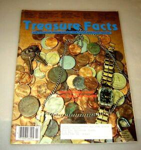 TREASURE FACTS Magazine February/March 1995 Metal Detectors Gold