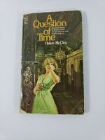 A Question of Time  Helen McCloy Paperback Book Vintage