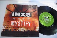 """INXS 45T MYSTIFY / DEVIL INSIDE. 7"""""""