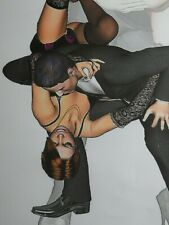 Henriette H. - Tango-Pose, 50 cm x 60 cm mit Rahmen