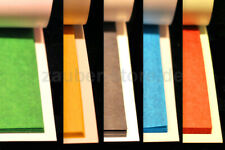 Zauberpapier Pyropapier Color Farben 20St Blätter 5x7,5cm Flash Paper Pyro