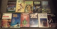 11 x Sci-Fi, Horror & Fantasy Books