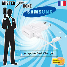 CHARGEUR RAPIDE ORIGINAL EP-TA20EWE FAST ADAPTIVE SAMSUNG GALAXY S7 EDGE SM-G935
