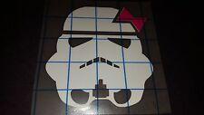 Hello Kitty Star Wars Stormtrooper - Vinyl car truck van window decal sticker