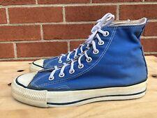 Converse Vintage  Hi-Top Blue All Star Chuck Taylor Men Mix match  US R 8.5-L 8