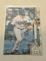 2020 Topps Baseball UK Edition Rookie Card - Gavin Lux RC - Los Angeles Dodgers