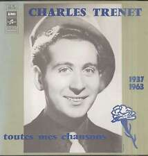 Charles TRENET Toutes mes chansons French box 13 LPs COLUMBIA 12937/49