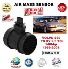 FOR VOLVO S80 TS XY 2.5 TDi 140bhp 1999-2001 AIR MASS SENSOR 4 PIN with HOUSING