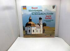 MOZART KLAVIERKONZERTE PIANO CON INGRID HAEBLER 6527063 PHILIPS   LP  VINYL
