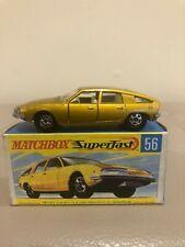 1969 Matchbox Superfast 56 BMC 1800 Pininfarina with Box