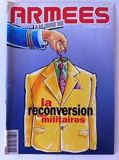 Armées d'Aujourd'hui n°173 de 09/1992; Le reconversion des militaires
