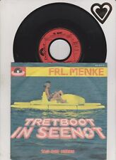 Frl. Menke  -  Tretboot in Seenot