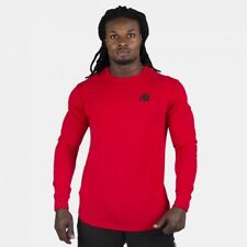 Gorilla Wear Williams Long Sleeve - Red Red