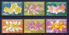 Papua New Guinea 2005 Frangipani flowers