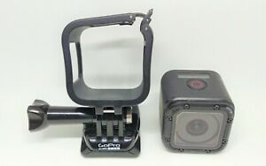 GoPro Hero 4 Session + Case & Adhesive Mount | Used: Good Condition