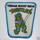 WOW Vintage 1989 Leonardo Ninja Turtles Jacket Patch Rare