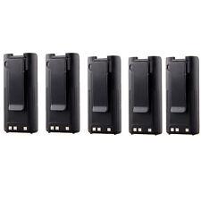 5x BP-209 BP-210 BP-222 Battery for ICOM IC-F31GS IC-F41GT IC-F41GS IC-F3GT