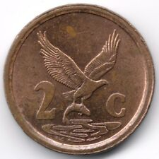 South Africa : 2 Cents 1996 - Venda Legend
