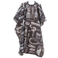 Barber Haircut Capes Cloth Salon Hairdressing Hair Styling Cape Apron Gown