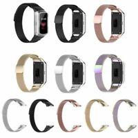 Für Samsung Galaxy Fit SM-R370 Uhr Mailänder Edelstahl Armband Ersatz Uhr Strap