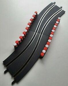 Carrera Go! Digital 143 Schikane Engstelle   61647 Bahn Erweiterung Schiene NEU