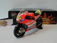 "MINICHAMPS 122112046-Ducati Desmosedici GP no. 46 Moto GP 2011 ""V. ROSSI"" 1:12"